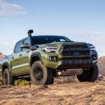 Off Road With The 2020 Toyota Tacoma And 4runner Trd Pro