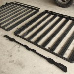 2014 Toyota Tundra Front Runner Low Profile Roof Rack Install