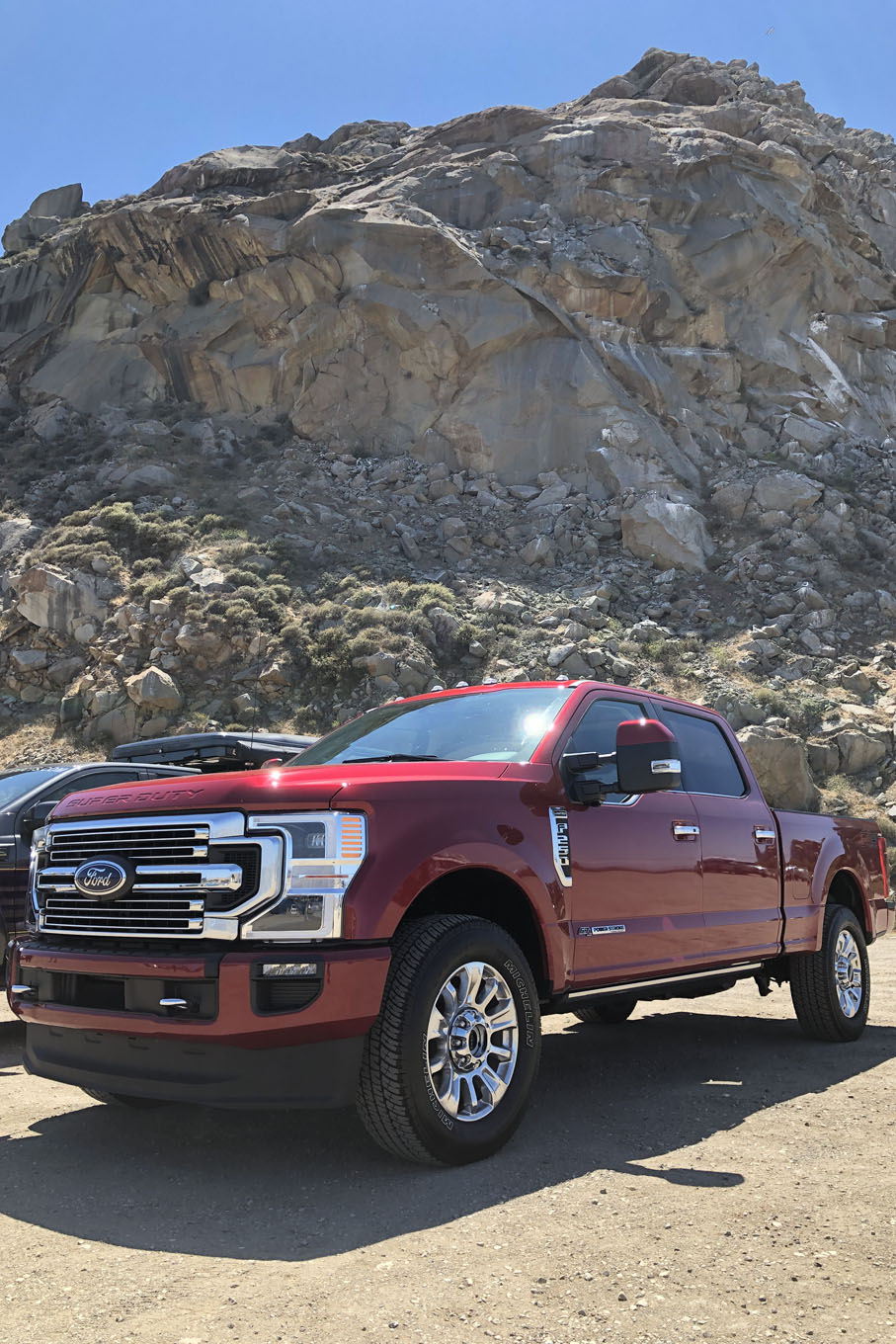 Ford 1050 : F-250, Limited, Long-Term