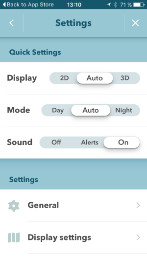 Radio button on iOS by Waze from UIGarage