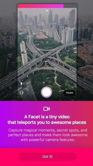 Tutorial screens on iOS by Facet Nation from UIGarage