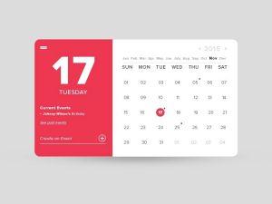 Calendar on mac from UIGarage