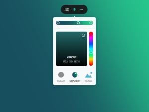 Colorpicker by Madbyte from UIGarage