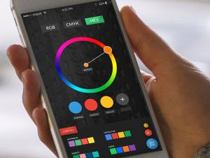 Colorpicker by Septiandika Pratama from UIGarage