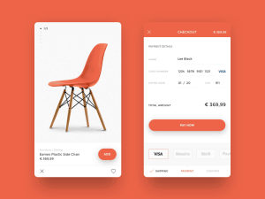 Mobile Checkout from UIGarage