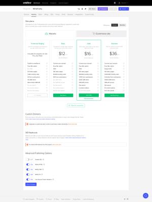 Hosting Plan Billing on Webflow from UIGarage