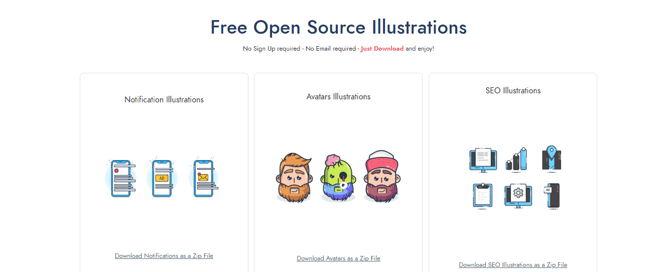 Top 10 Best Free Illustration Websites for Designers of 2019 from UIGarage