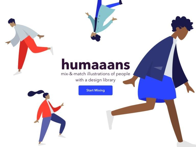 HUMAAANS from UIGarage