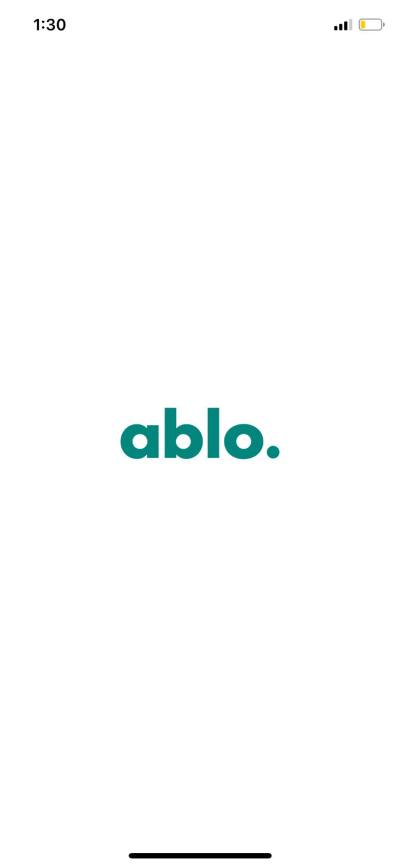Launch Screen on iOS by Ablo from UIGarage