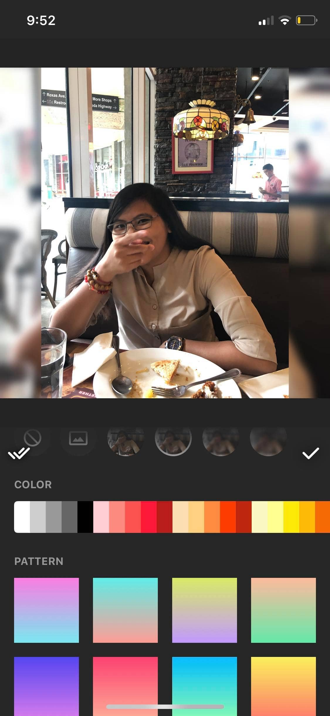 Color Picker on iOS by InShot from UIGarage
