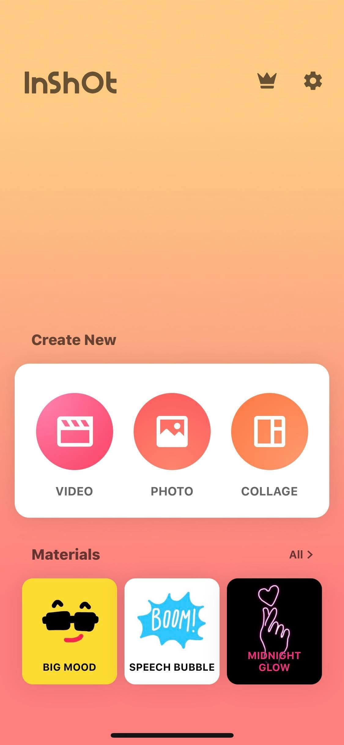 Home on iOS by InShot from UIGarage