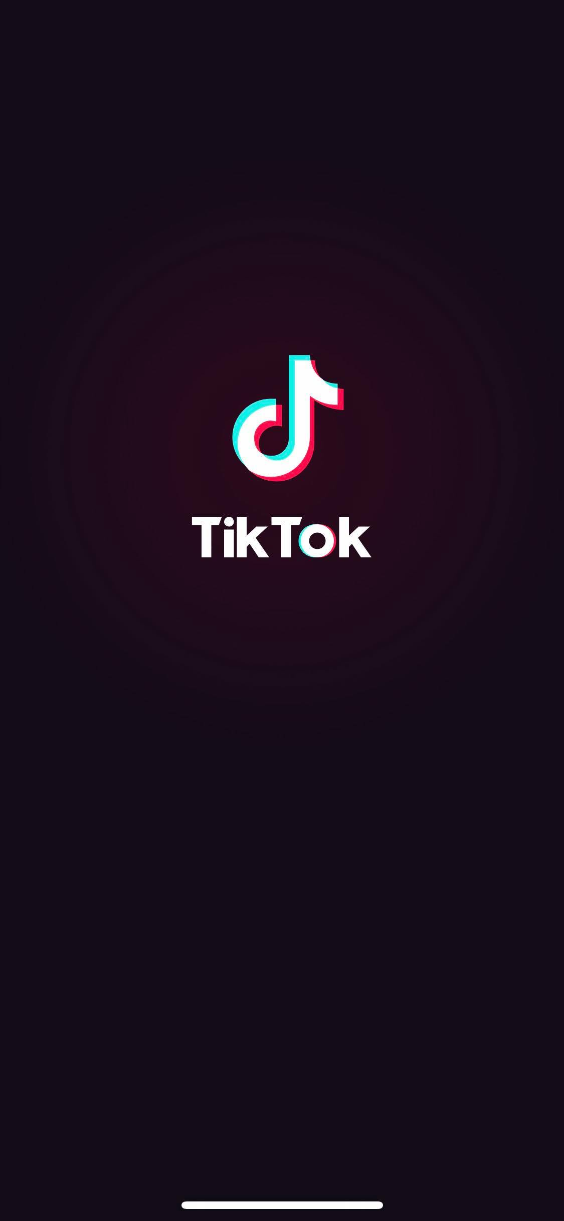 Launch Screen on iOS by Tiktok from UIGarage