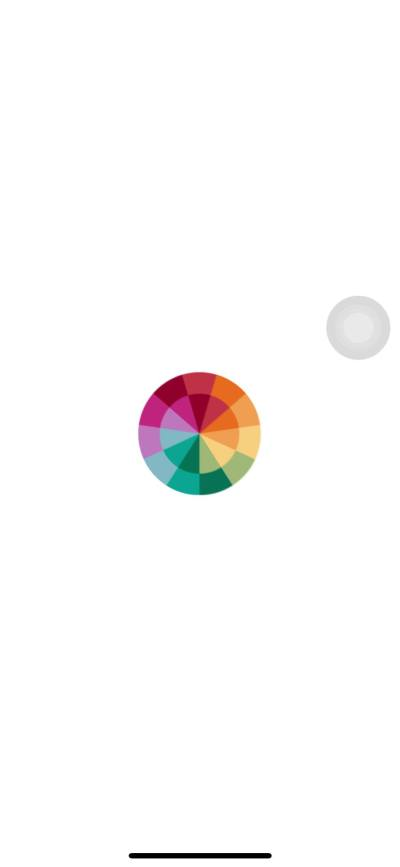 Launch Screen on iOS by Color Story from UIGarage