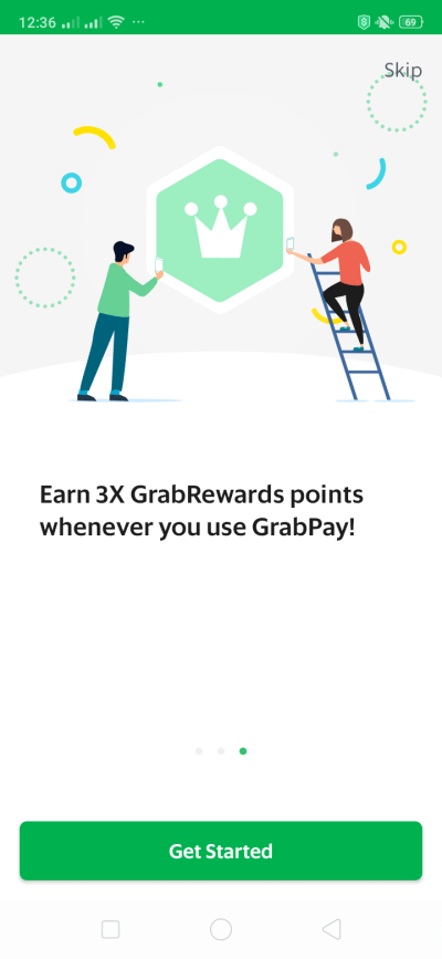 Get Started on Android by Grab from UIGarage