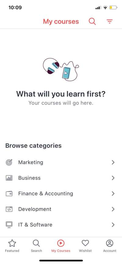 My Courses on iOS by Udemy from UIGarage