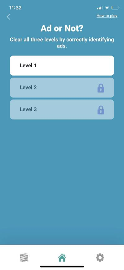 Levels on iOS by Informable from UIGarage