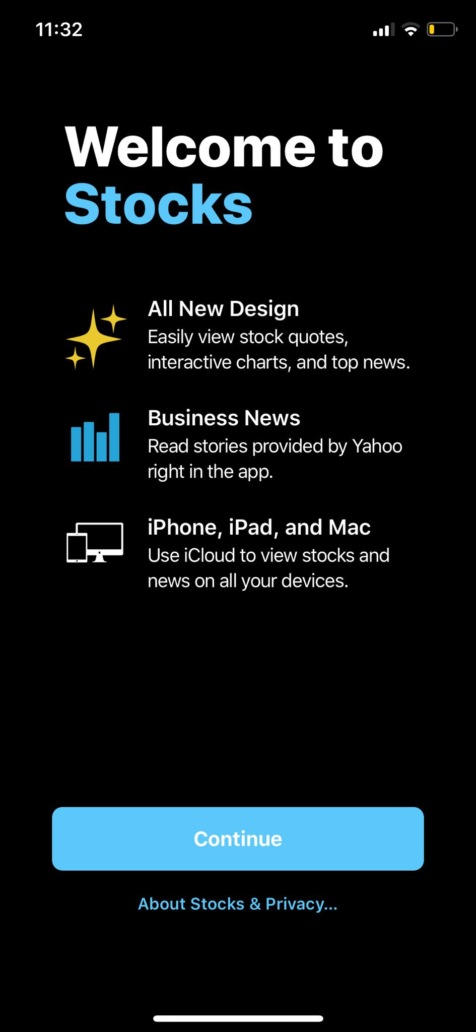 Welcome on iOS by Apple Stock from UIGarage