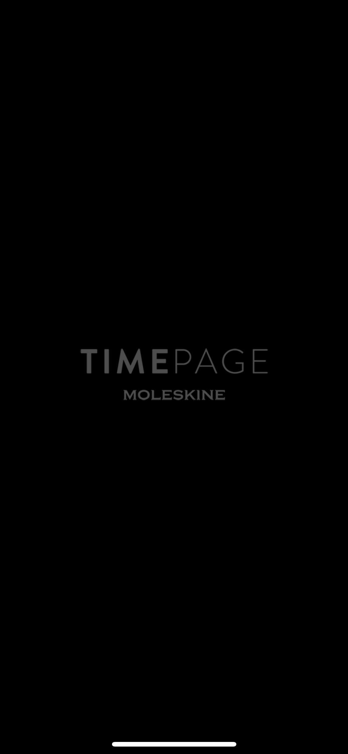 Launch Screen on iOS by Time Page from UIGarage