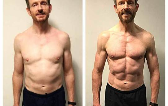 Davids 6 Secrets To His Body Transformation At 55 Up