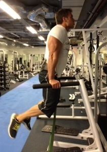 Chest and Arms Hypertrophy Workout - UP Fitness