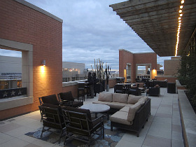 425 Mass Shows Off Its Roof Deck at Grand Opening
