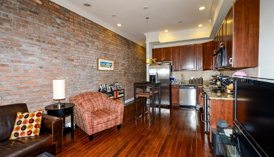 Best New Listings Exposed Brick Two Car Garage And An