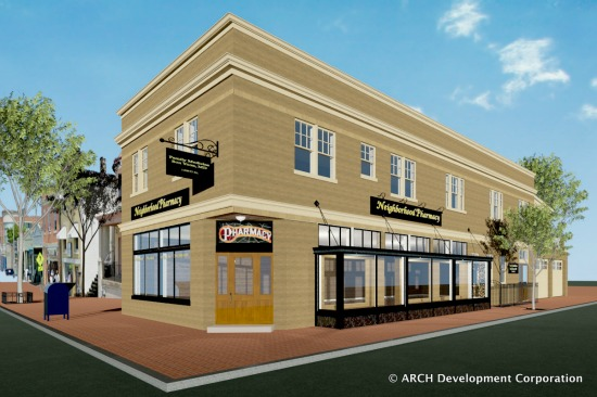 Anacostia Storefronts To Get A Makeover