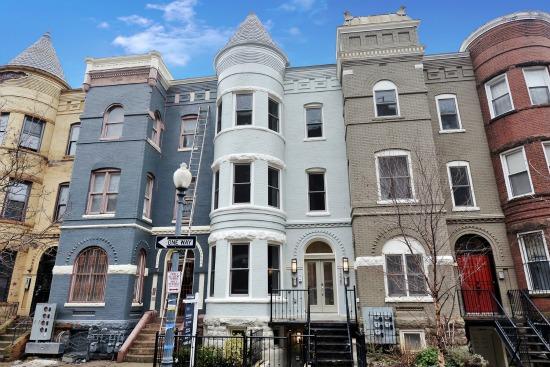 New Row House Condo Project in U Street Corridor Hits Market