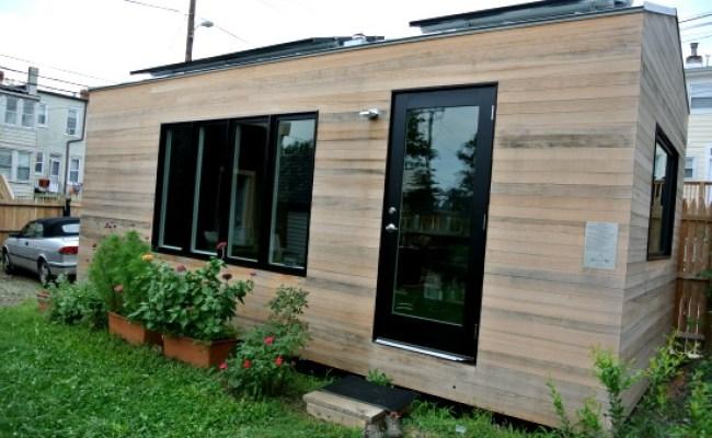 Stronghold Tiny House Wins An Aia Award