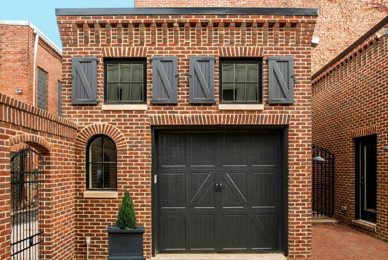 Naylor Court Stables Opens On Historic DC Alley