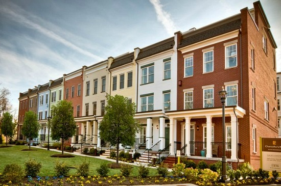 Only 20 Townhomes Remain at Brooklands Chancellors Row
