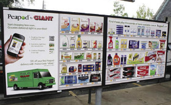 Grocery Delivery Comes To Area Metro Stations