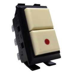 ge industrial rs232p 1 pole low voltage momentary switch with pilot light 24 volt [ 1500 x 1500 Pixel ]