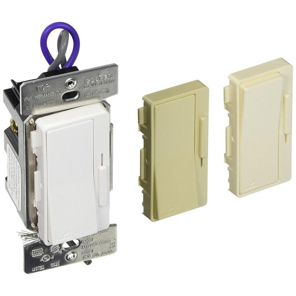 medium resolution of cooper wiring device df10p c1 120 volt ac 277 volt ac 1