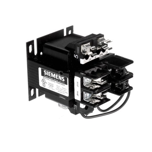small resolution of siemens kt8100 1 phase control power transformer 230 460 volt ac primary 120