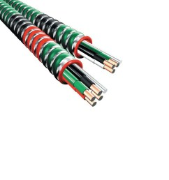 afc cable systems 1504g60 00 copper interlocked galvanized steel health care facilities cable 12 2 1000 ft reel black white green ground hcf 90  [ 1000 x 1000 Pixel ]