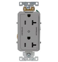 leviton 16352 2pg heavy duty duplex receptacle outlet 2 pole 3 wire [ 900 x 900 Pixel ]