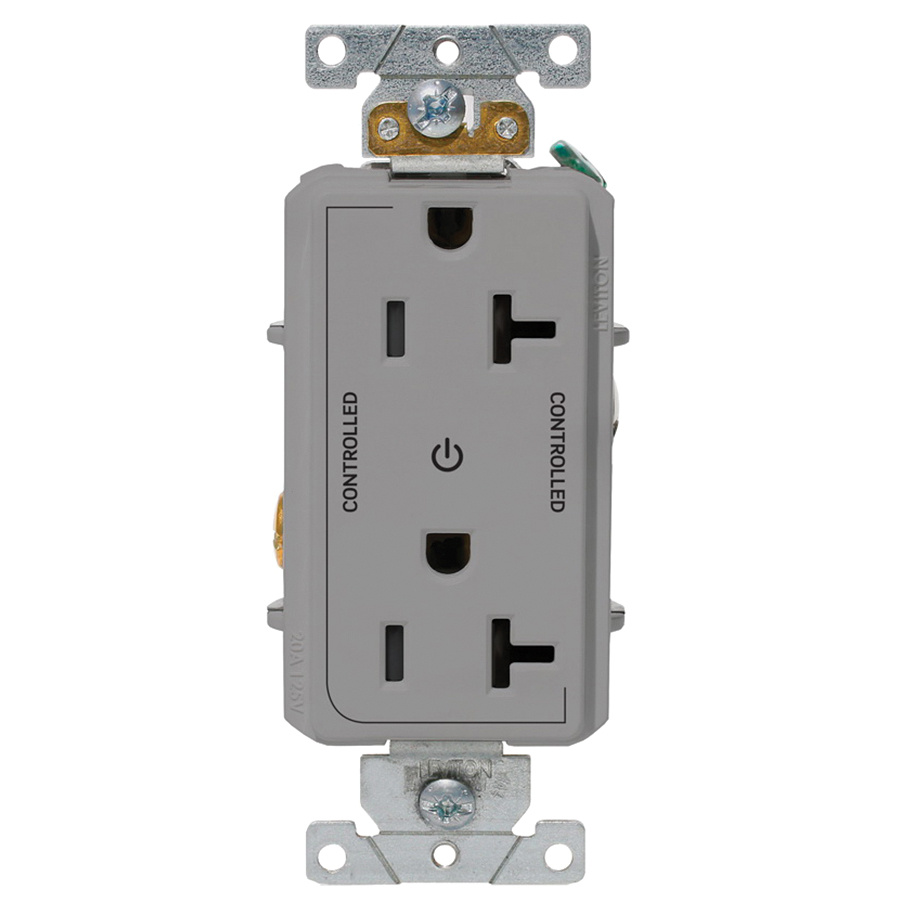 medium resolution of leviton 16352 2pg heavy duty duplex receptacle outlet 2 pole 3 wire