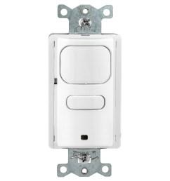 hubbell wiring ap2000w1 adaptive technology manual auto passive infrared wall switch sensor 1000  [ 1200 x 1200 Pixel ]