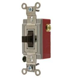 hubbell wiring hbl1557 1 pole 120 277 volt ac 20 amp [ 1200 x 1200 Pixel ]