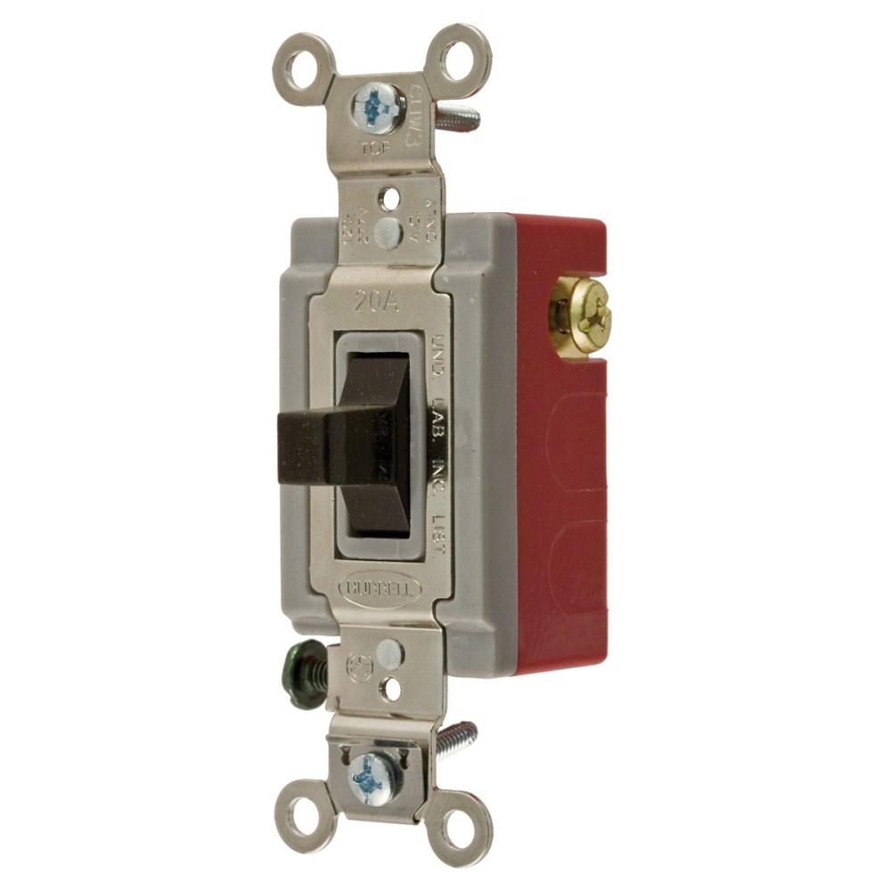 medium resolution of hubbell wiring hbl1557 1 pole 120 277 volt ac 20 amp