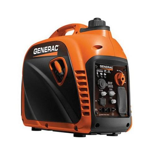 small resolution of generac 7117 gp2200i series manual start inverter portable generator 2200 watt 50 state
