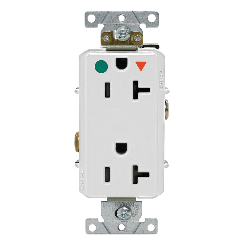 hight resolution of leviton d8300 igw 3 wire 2 pole heavy duty smooth face receptacle