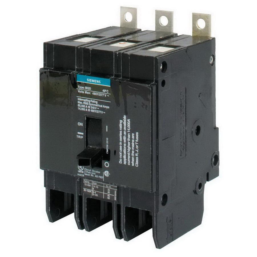 hight resolution of siemens bqd380 bolt on mount type bqd molded case circuit breaker 3 pole 80