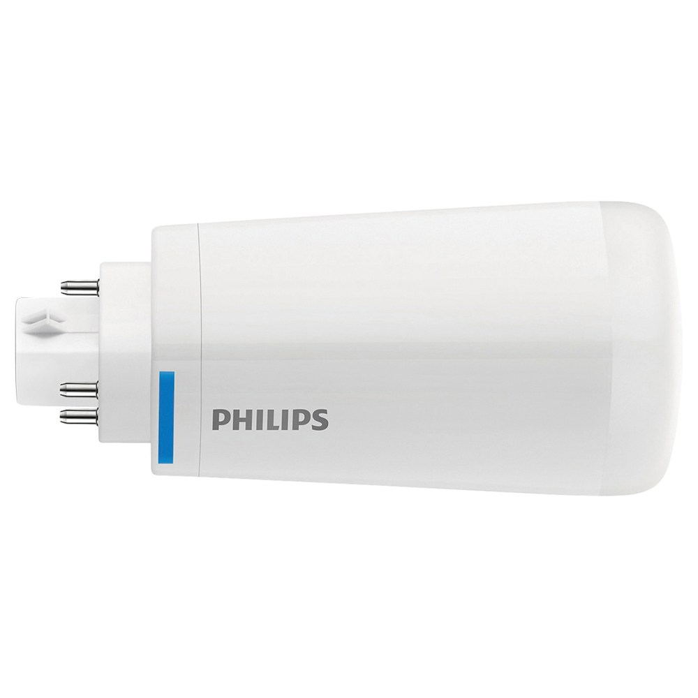 medium resolution of philips lighting 476127 dimmable vertical instantfit led lamp 4 pin g24q gx24q 12