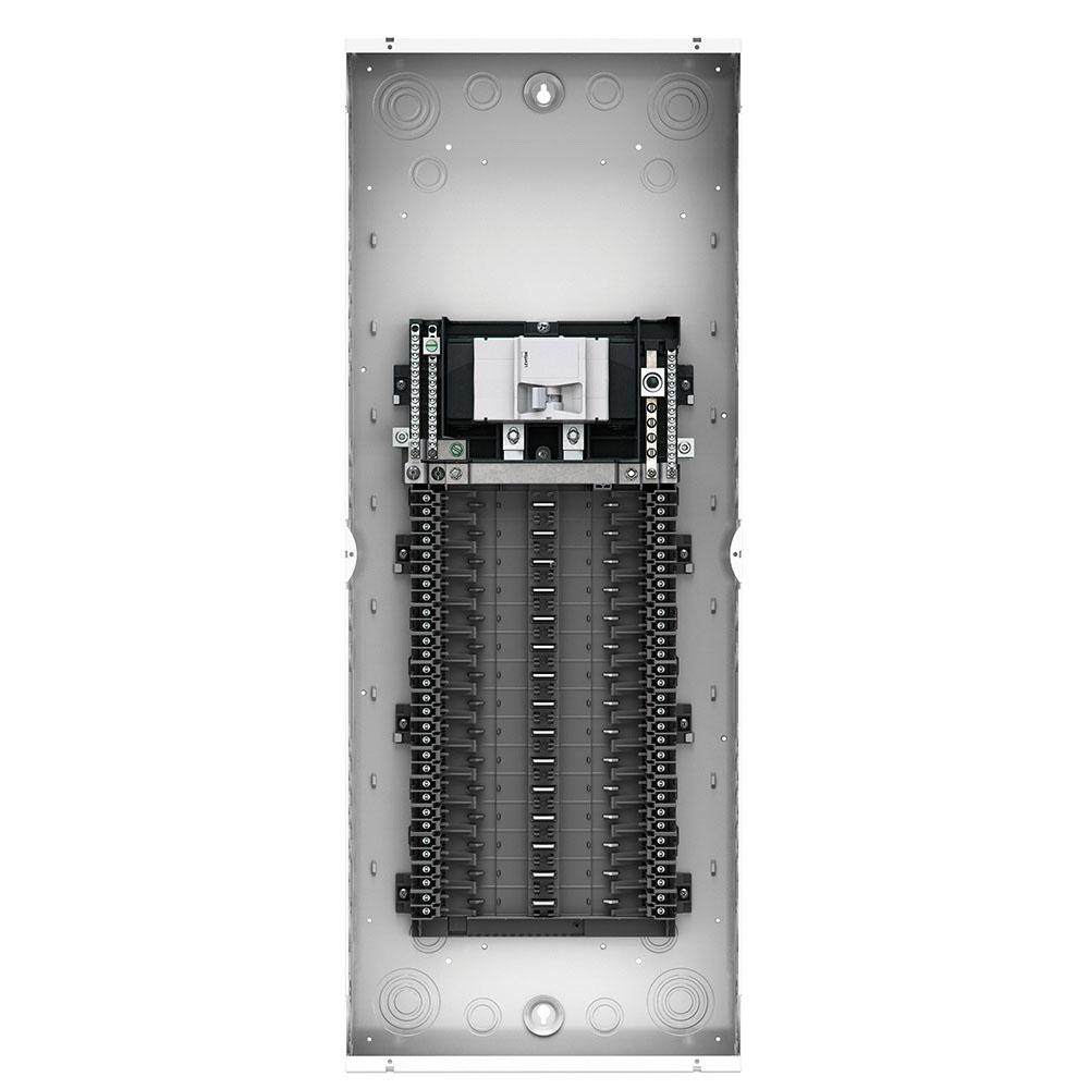 medium resolution of leviton lp310 mb 1 phase 3 wire main breaker load center 30