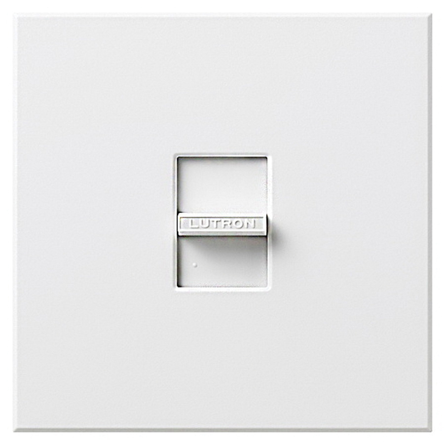 medium resolution of lutron nlv 1500 wh 1 pole 120 volt ac at 60 hz magnetic low voltage large control slide to off dimmer white nova dimmers switches wiring devices