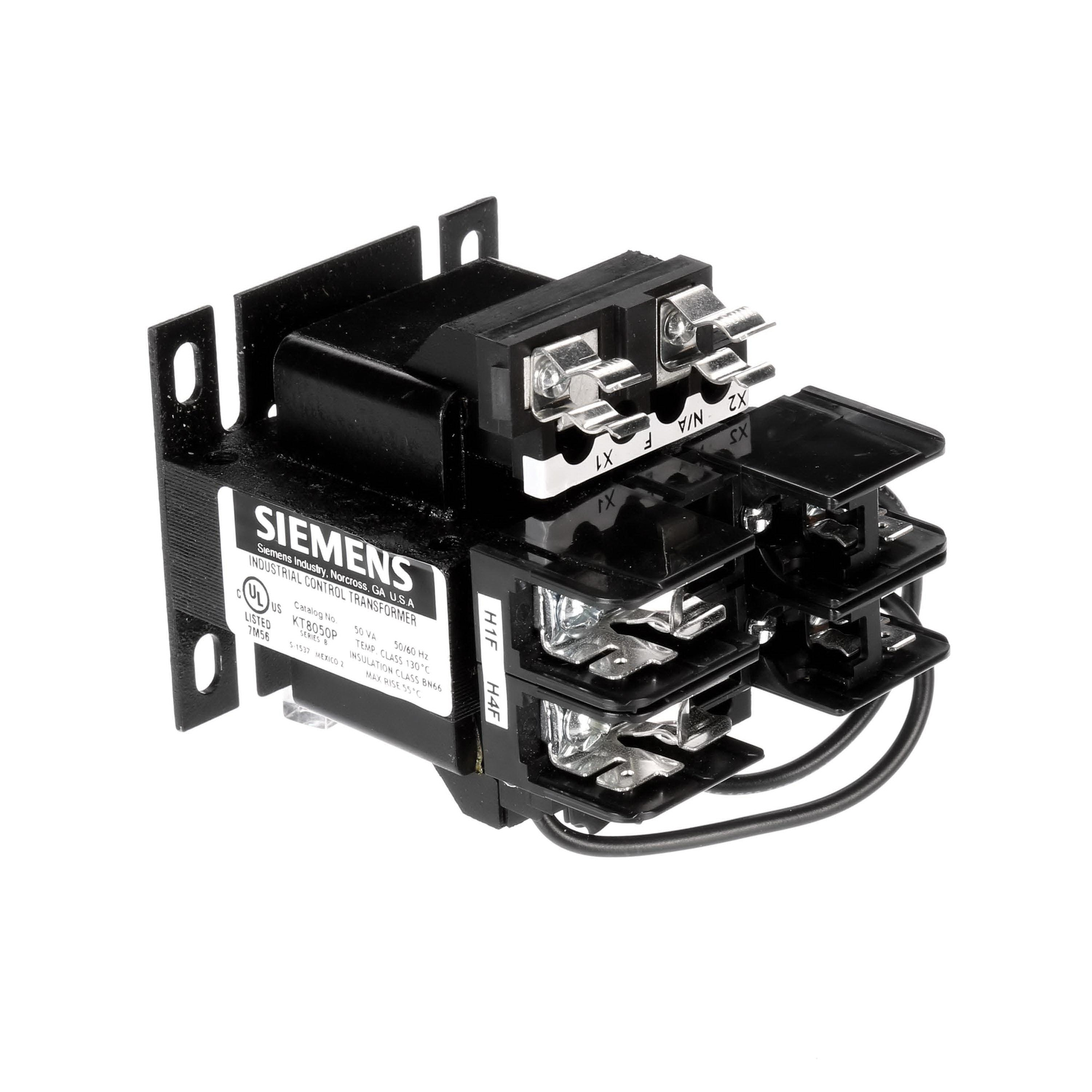 hight resolution of siemens kt8050p 1 phase control power transformer 230 460 volt ac primary 120