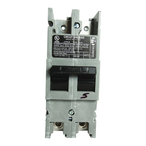 small resolution of milbank uqfb 200 x1 bolt on mount molded case circuit breaker 2