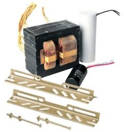 universal lighting technologies p400ml5ac4m500k 1 400 watt mogul metal halide lamp core and [ 1100 x 1100 Pixel ]